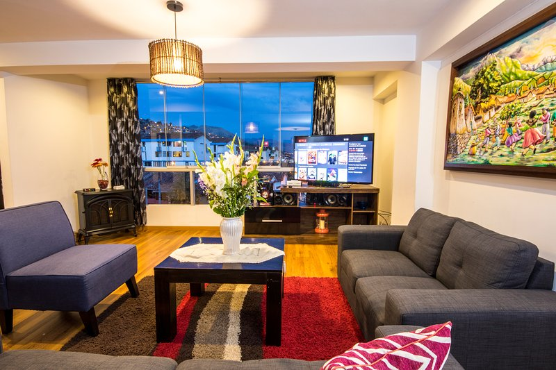 Stylish Comfort Apartment, Ferienwohnung in Cusco