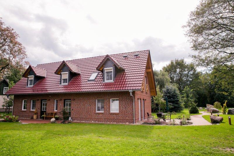 Spreewald Lodge, holiday rental in Schmogrow Fehrow