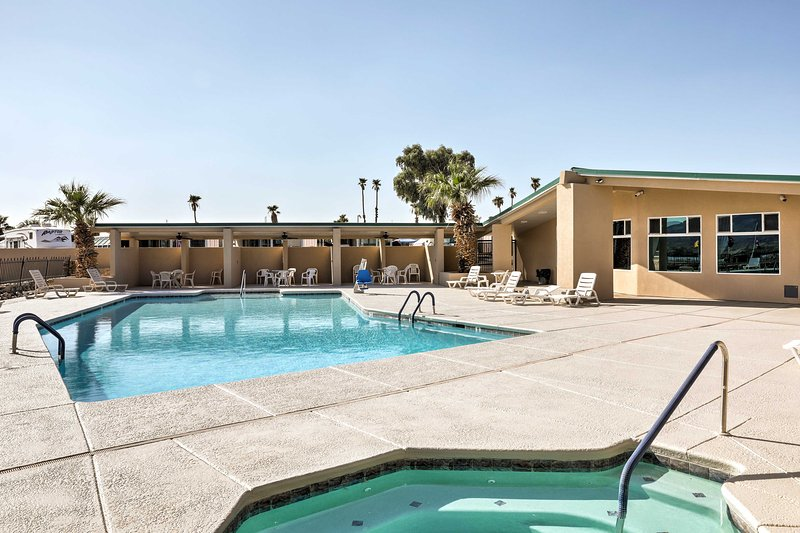 Enjoy the amenities at Sam's Beachcomber Resort when you stay at this property.