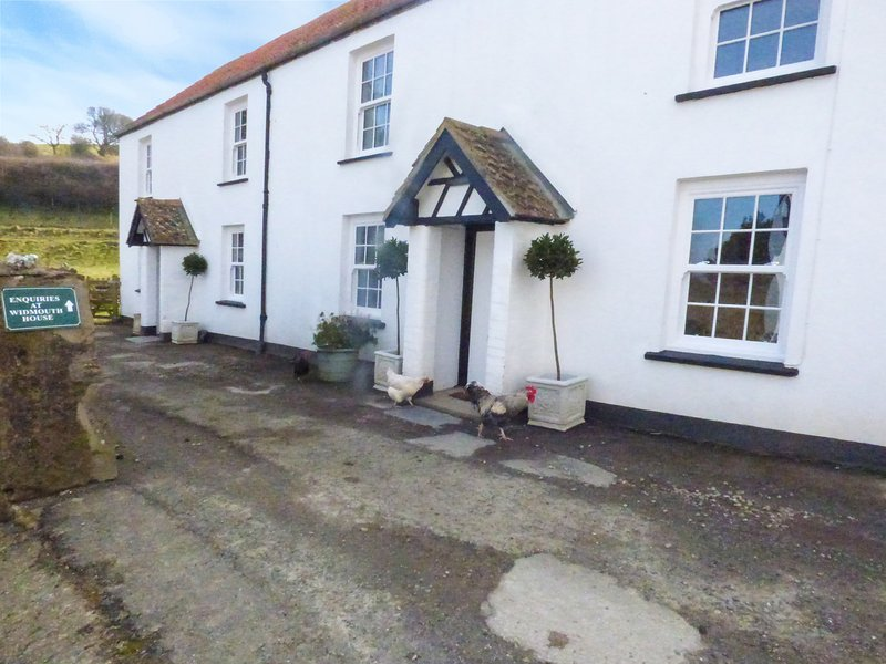 Pheasant Cottage, Ilfracombe, alquiler vacacional en Watermouth