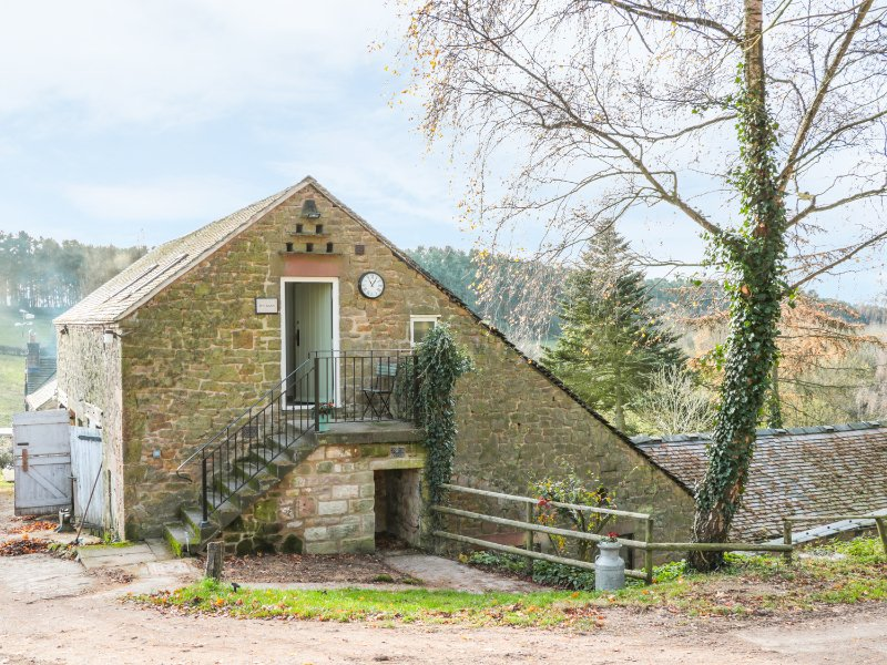 THE IVY BARN, WIFI, barn conversion, exposed wooden beams, Ref 967167, location de vacances à Hulland Ward