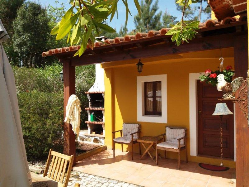 Traditional Portuguese House., casa vacanza a Telheiro