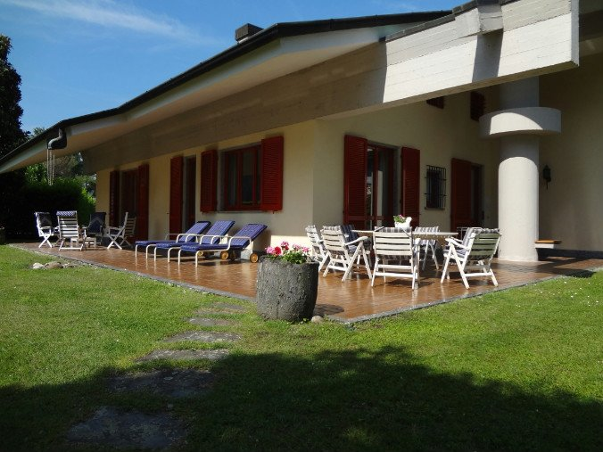 The Home of the rising Sun, holiday rental in Travedona-Monate