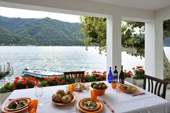 Villa L'Approdo, holiday rental in Albogasio-Oria