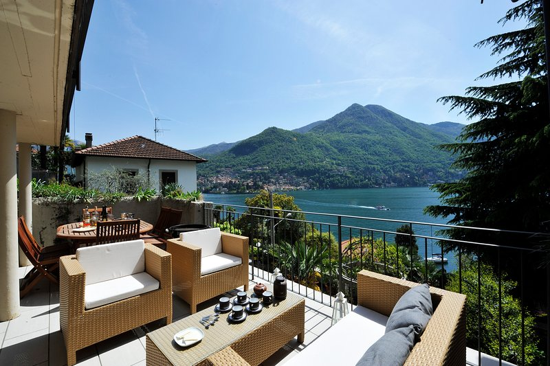 Villa Bellini, holiday rental in Moltrasio