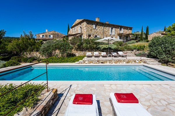 Oppedette Villa Sleeps 24 with Pool and WiFi - 5822325, vacation rental in Oppedette
