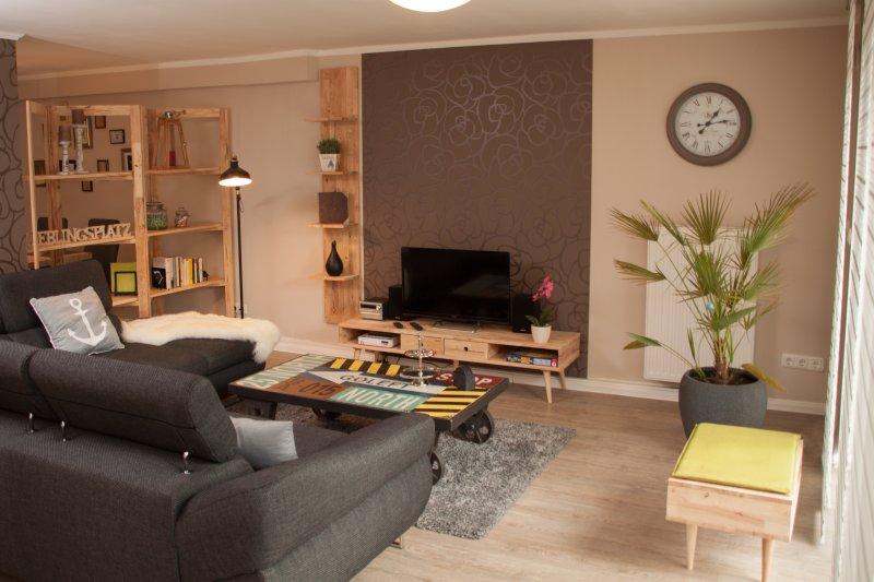 Helle 70qm Souterrain Wohnung, vacation rental in Hanstedt