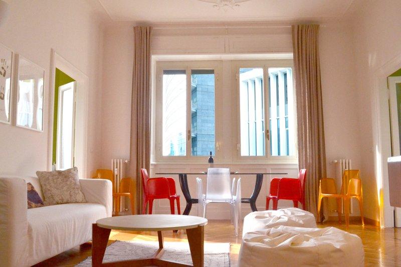 GaeAulentiApt: City Centre Elegance, vacation rental in Milan