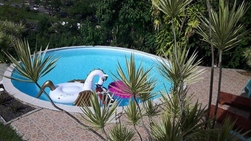 Kazayo - Villa 3 chambres avec piscine, location de vacances à Le Gosier