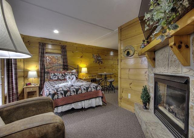 Cabina ofrece dos habitaciones principales