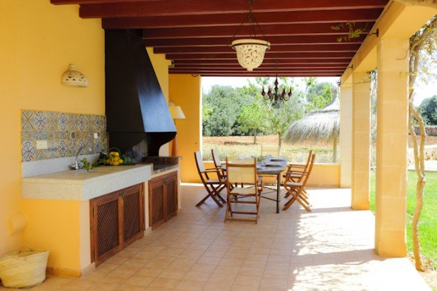 Cas Concos Villa Sleeps 12 with Pool Air Con and WiFi - 5251836, vacation rental in Cas Concos