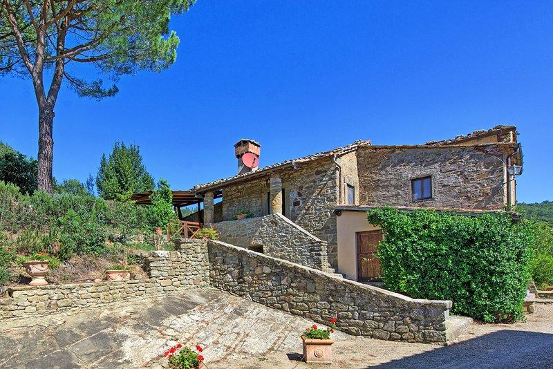 Le Bolle Villa Sleeps 6 with Pool - 5241809, casa vacanza a Casole