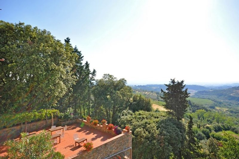 Barberino Val d'Elsa Villa Sleeps 16 with Pool and WiFi - 5241811, holiday rental in Petrognano
