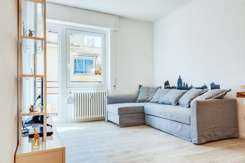 Lovely modern 2bed flat in a great area Chalet in Rome