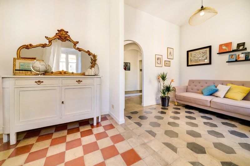 Lovely renovated flat in Rome (Auditorium) Chalet in Rome