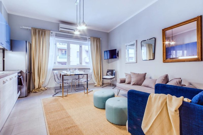 Stylish&comfortable flat close to the Vatican Chalet in Rome