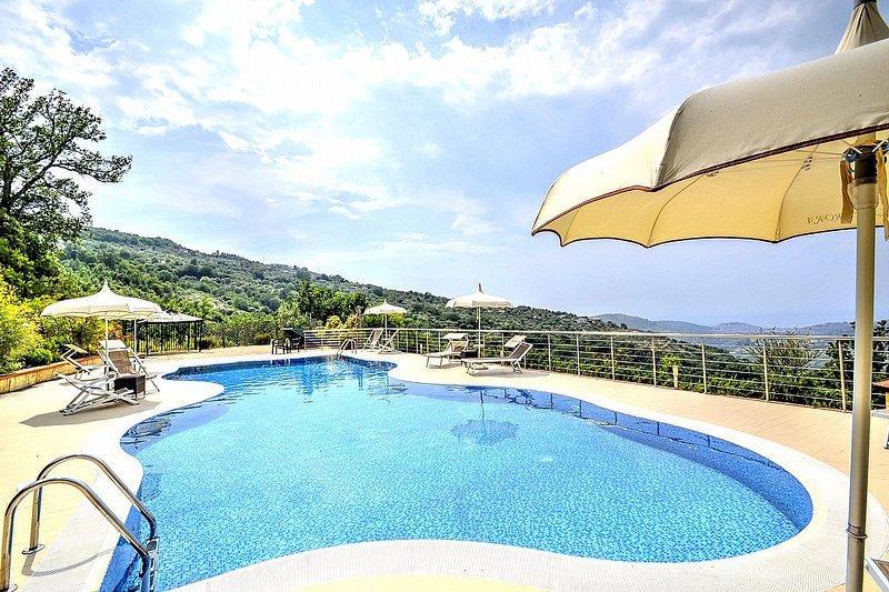 Villa Albatros B, holiday rental in Vatolla