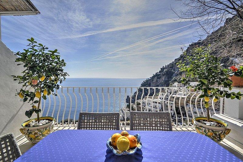 Villa Giancarlo, vacation rental in Positano