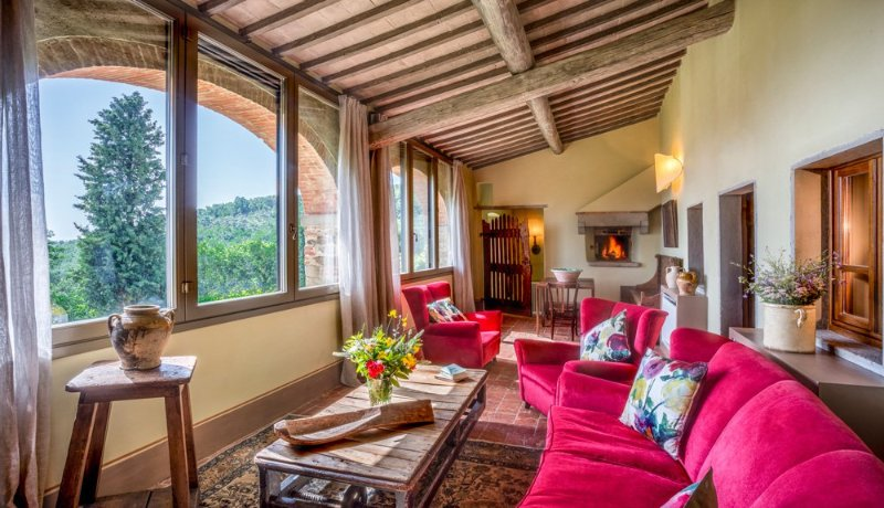 Muro Villa Sleeps 12 with Pool and Air Con - 5217979, holiday rental in Antria