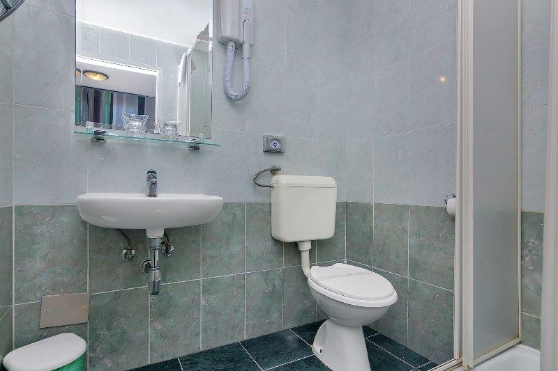 R21 (4): salle de bain avec toilette