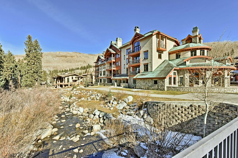 This Brighton condo is the perfect destination for your next mountain getaway!