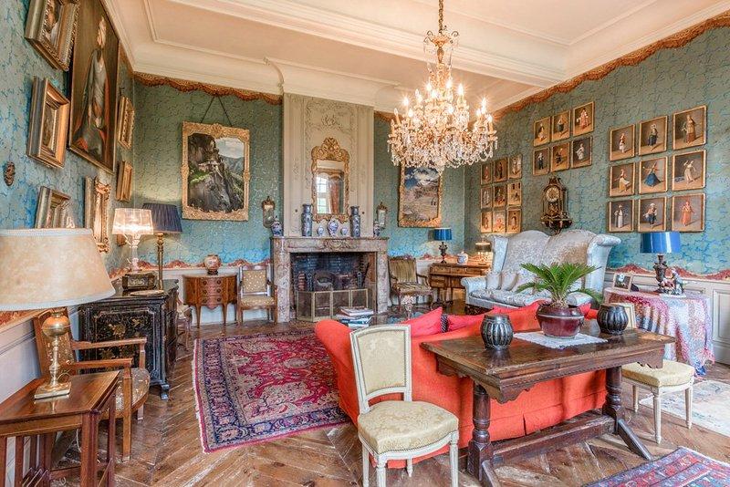 Castelnau-Picampeau Chateau Sleeps 17 with Pool - 5049456, location de vacances à Rieux-Volvestre