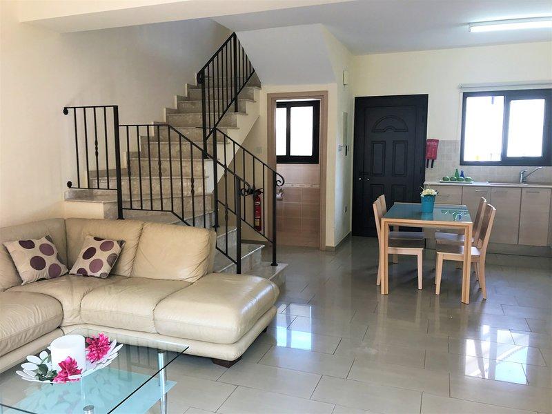 Open Plan area on ground floor