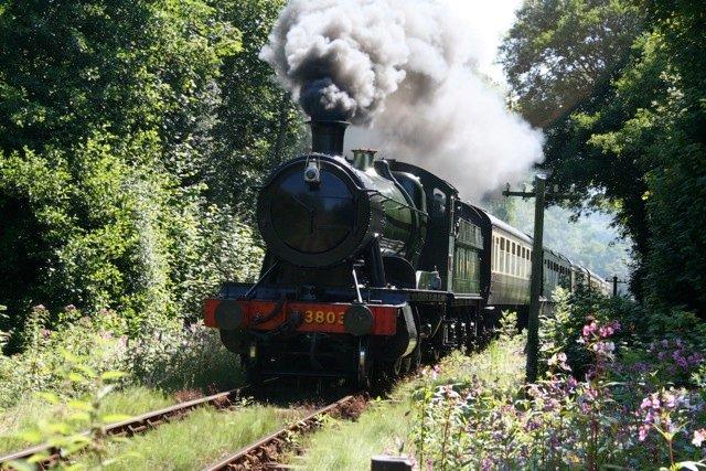 Dartington Steam Railway
