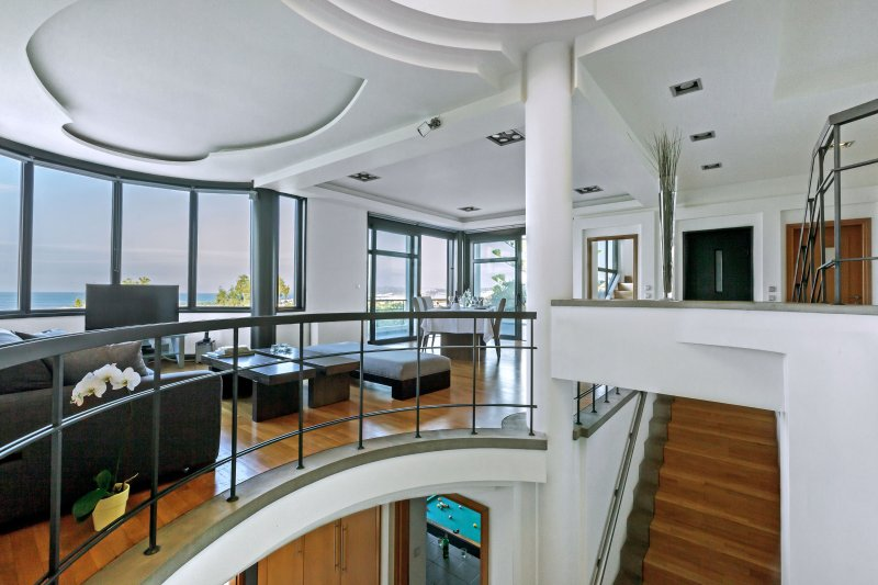 Daratsos Villa Sleeps 10 with Pool and Air Con - 5048868, holiday rental in Daratsos