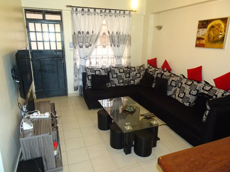 City View Apartment, holiday rental in Mount Kenya National Park