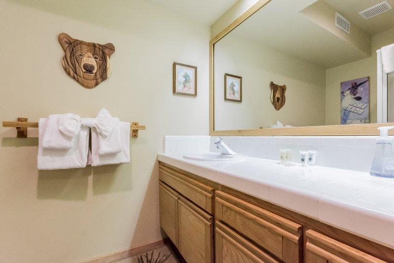 bathroom #3- shared full bathroom