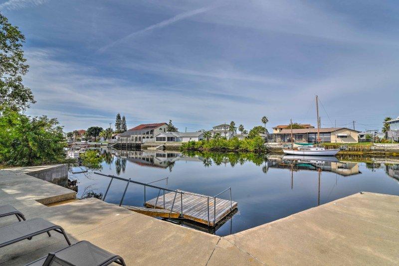 Finden Sie Ihr Paradies an diesem Ufer Hernando Beach Ferienwohnung Haus!