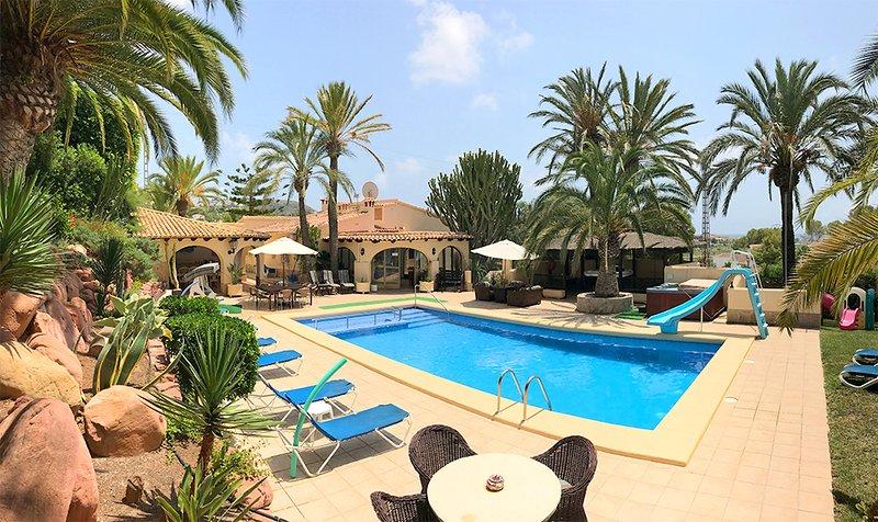 Casa Daniella, vacation rental in Moraira