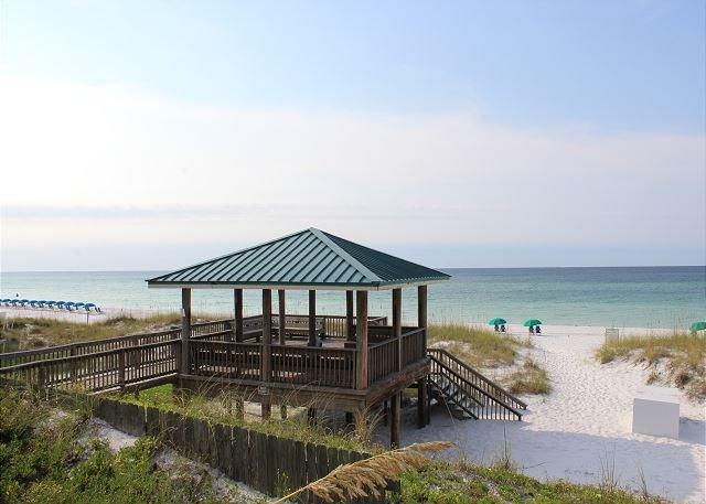 Gulf Winds East Private Beach con Gazebo