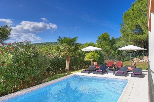 4 Bedroom Villa In Tamariu, Catalonia, Spain   5246732