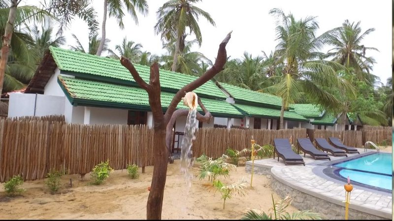 Ocean Wind Standard Double Second Unit, vacation rental in Ilandaiyadi