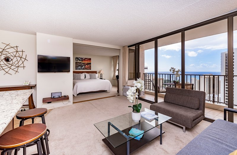 Luxury Ocean View condo