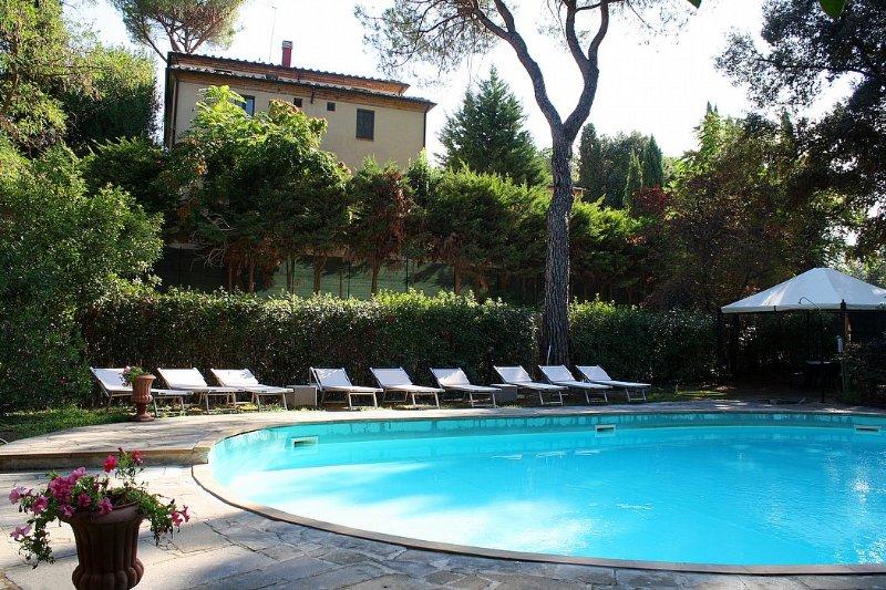 Villa Davide D, vacation rental in Chiusi