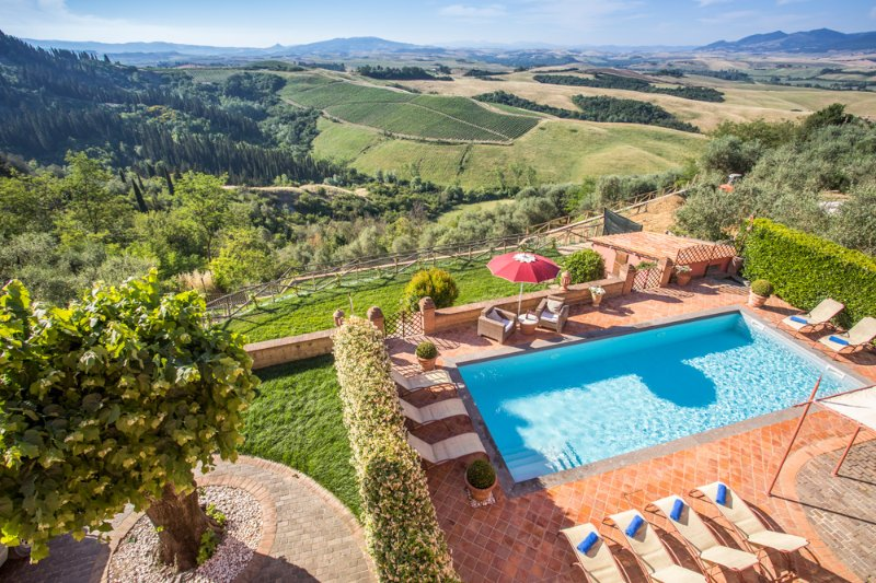 Fabbrica Villa Sleeps 13 with Pool and Air Con - 5049081, holiday rental in Fabbrica