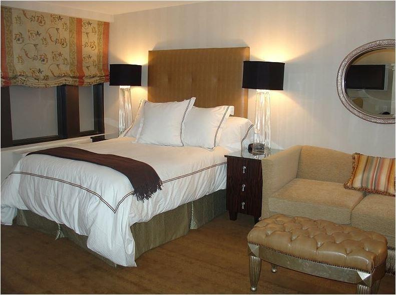 Metropolitan Suite Bedroom