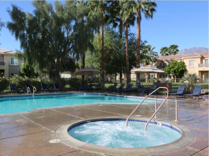 Cimarron Golf Resort Jacuzzi