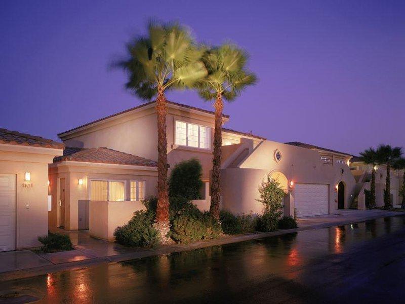 Ver Cimarron Golf Resort Exterior Noche