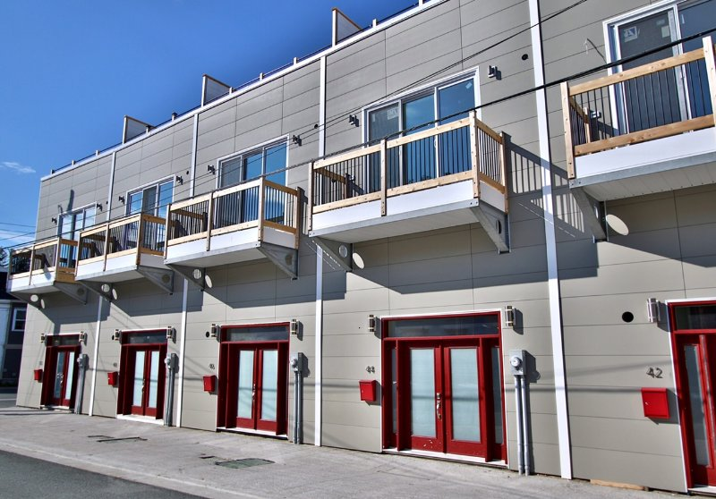 #40 NEW Executive Luxury Townhome, holiday rental in Petty Harbour