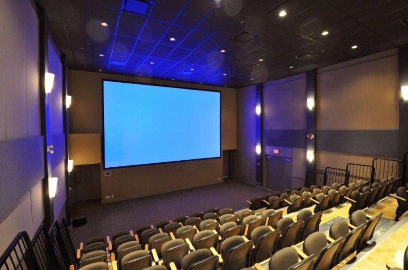 Solara Resort and Spa  Film Room Area