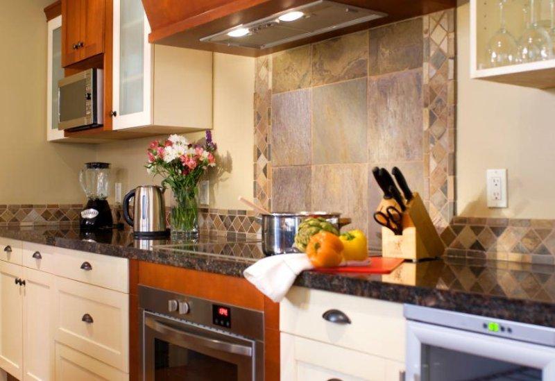 Solara Resort and Spa Kitchen