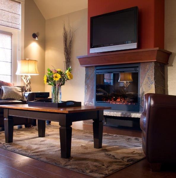 Solara Resort and Spa Living Room