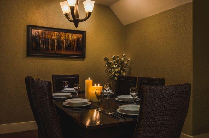 Solara Resort and Spa Dining Area