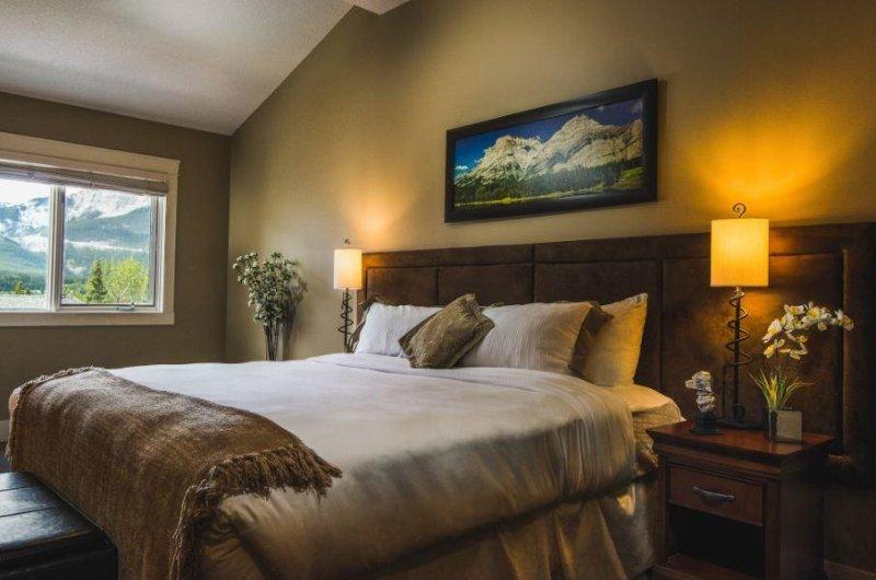 Solara Resort and Spa Bedroom