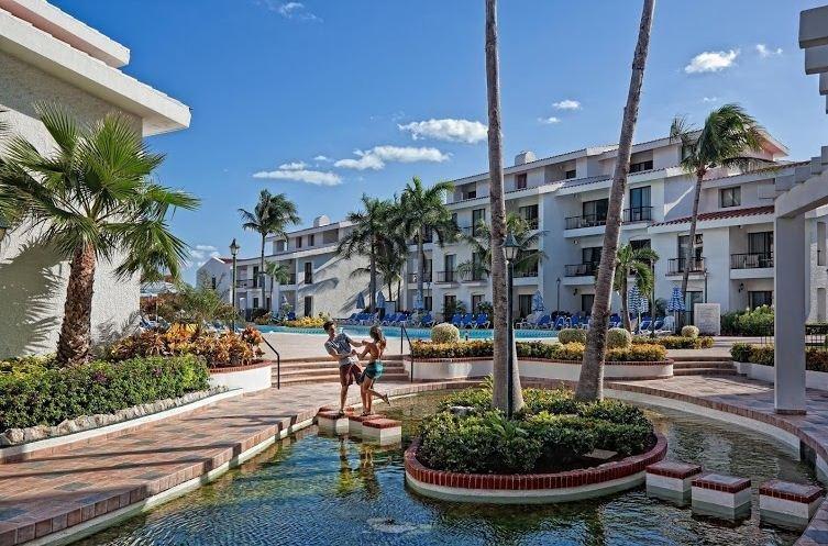El Royal Cancún Nueva piscina
