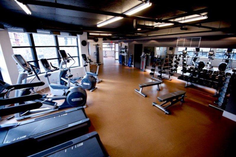 Solara Resort and Spa Gym